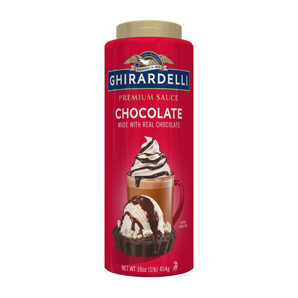 Ghirardelli Chocolate Premium Chocolate Sauce