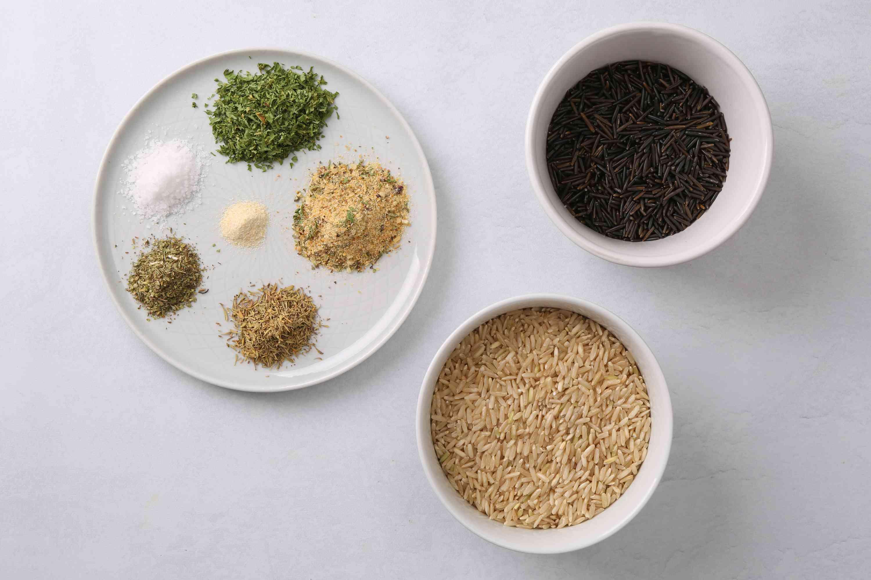 Long Grain Wild Rice Mix ingredients