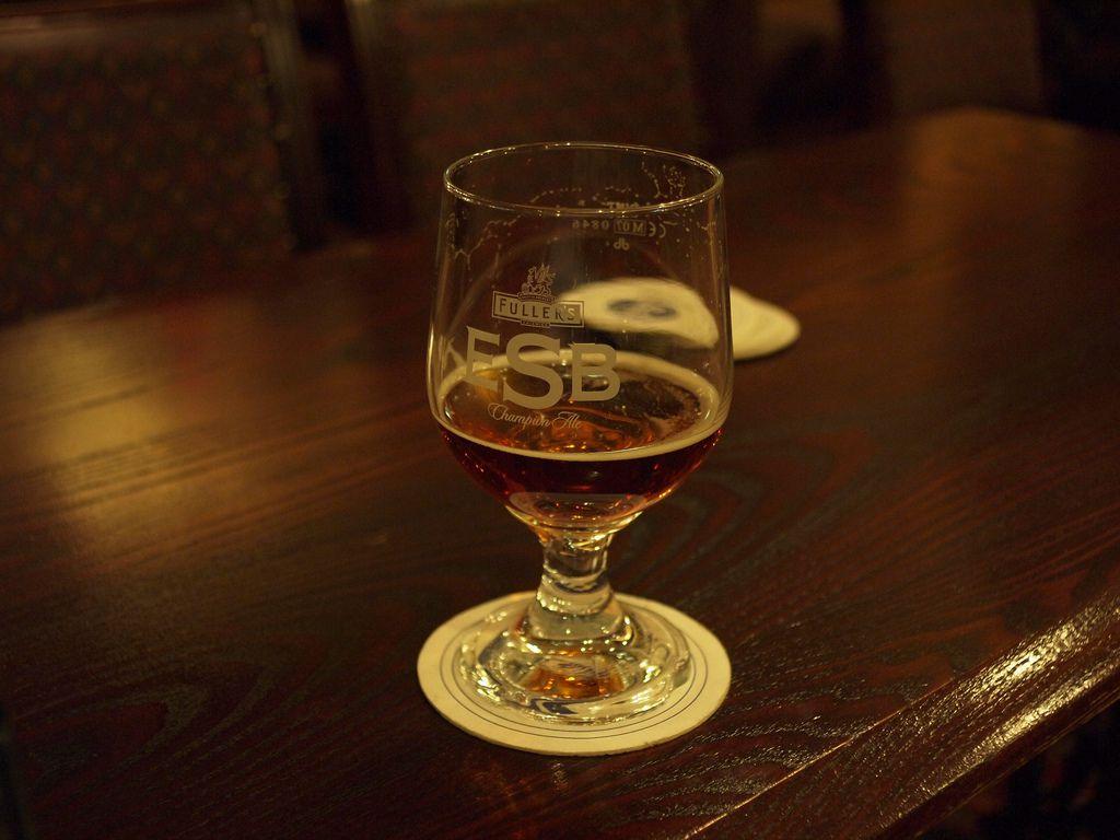 Fuller's ESB beer