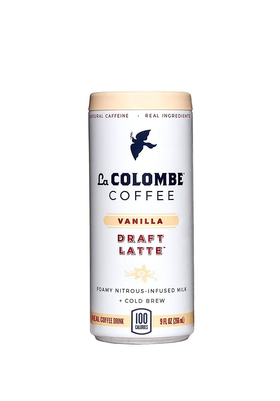 La Colombe Vanilla Draft Latte