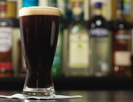 Trojan Horse - mixing with stout beer