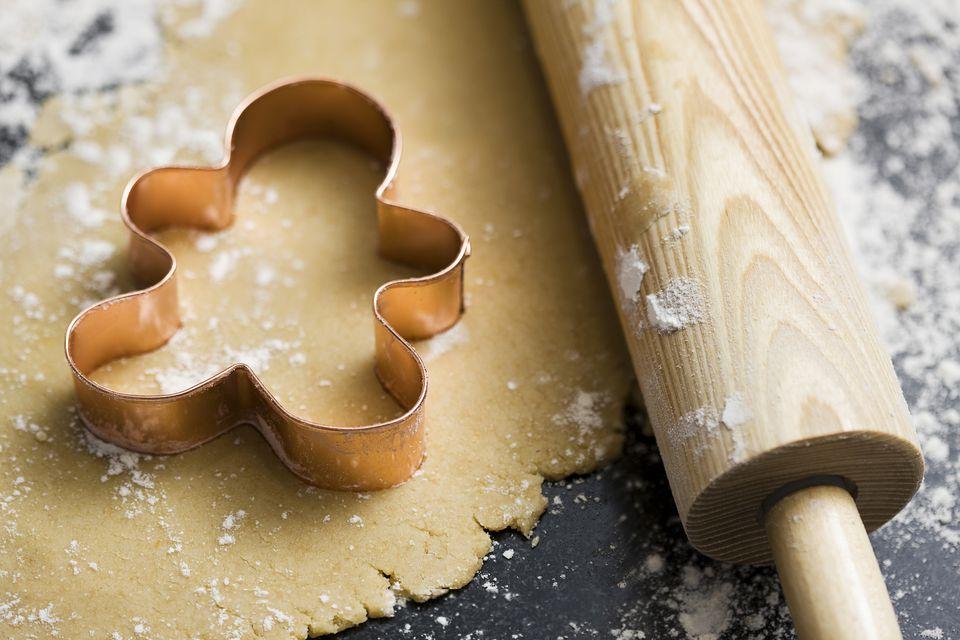 Galletas de pan de jengibre suaves y fáciles de usar