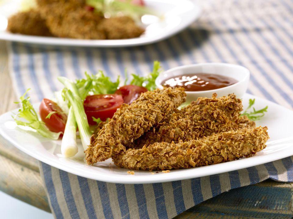 Gluten-Free Fried Chicken Tenders