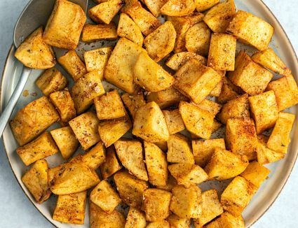 Moroccan Deep-Fried Potatoes recipe