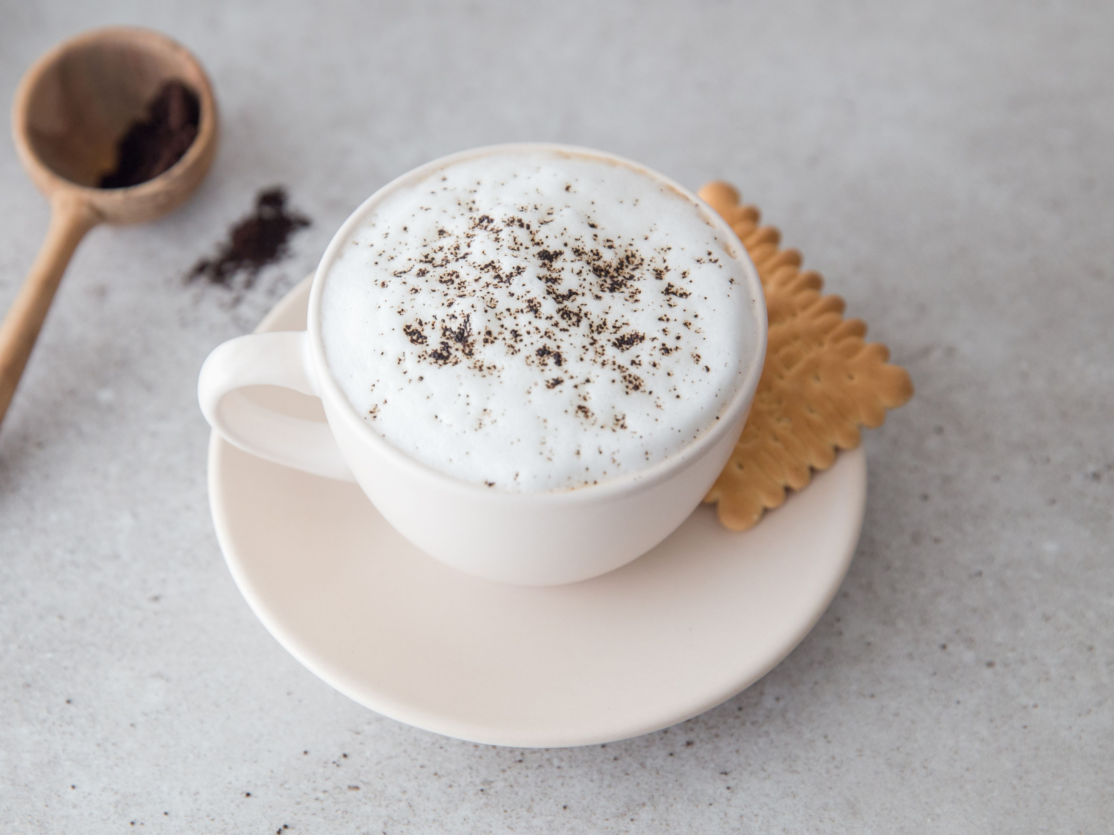 How To Make Caffe Latte Recipe