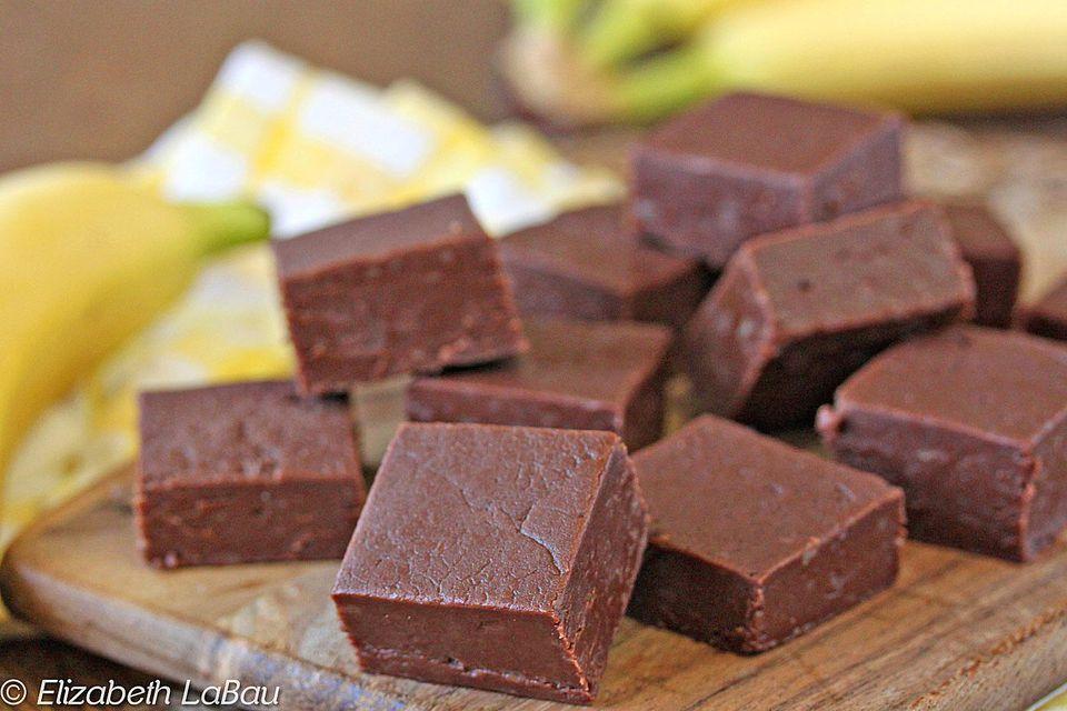 Chocolate Banana Fudge revised