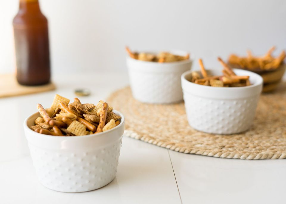 Savory Real Original Chex Party Snack Mix