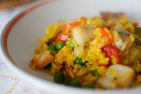 Spanish Cuisine From Valencia