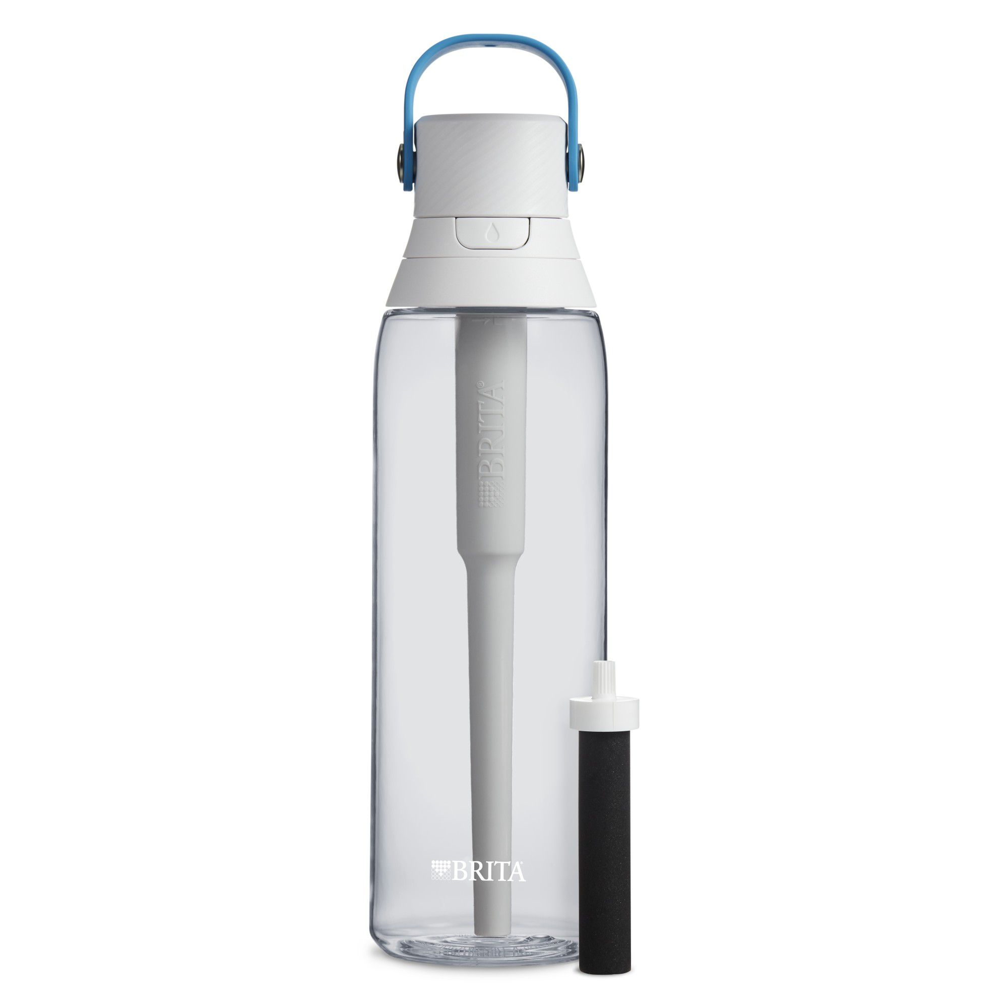 Brita Hard Sided Water Bottle with Filter