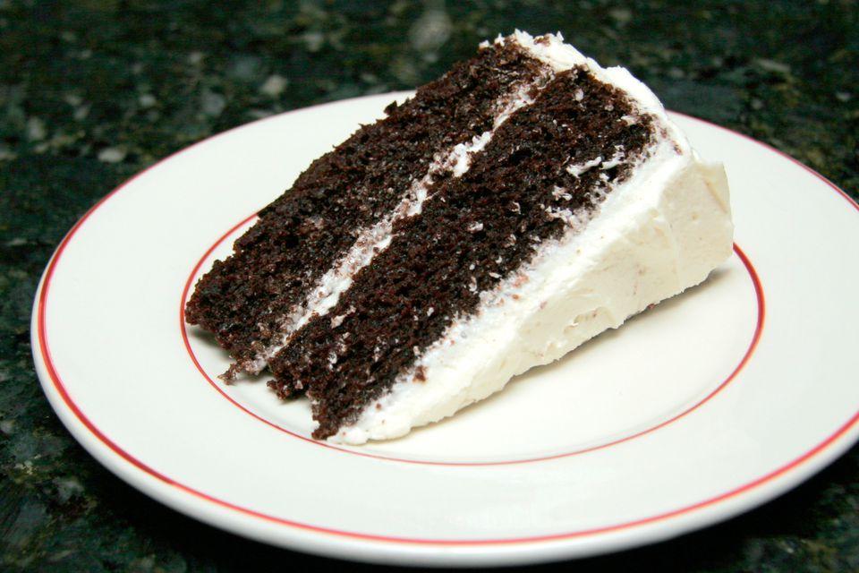 Torta de chocolate de cinco minutos