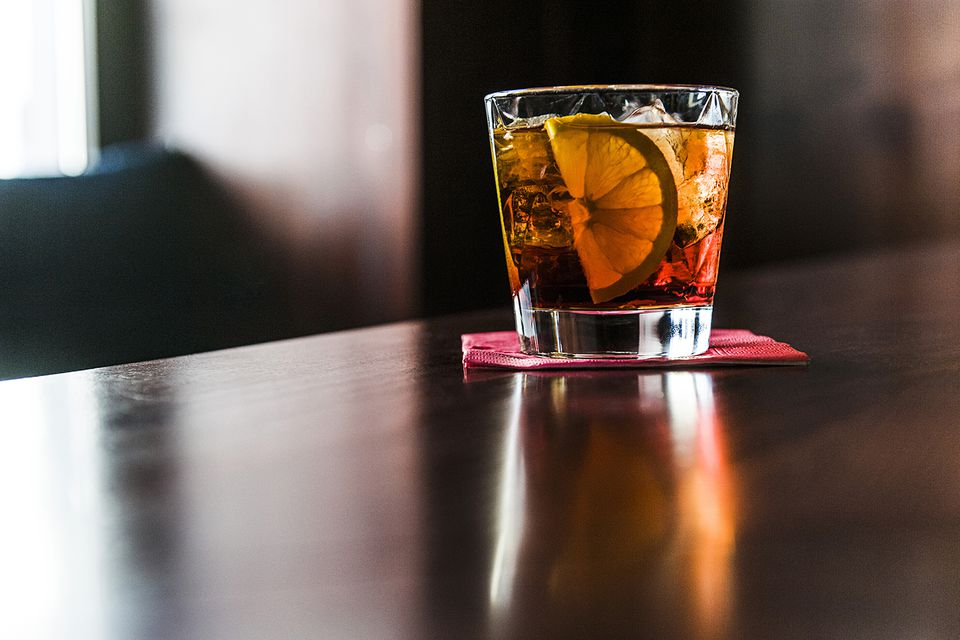 Colleen Graham's Reposado Old-Fashioned Cocktail