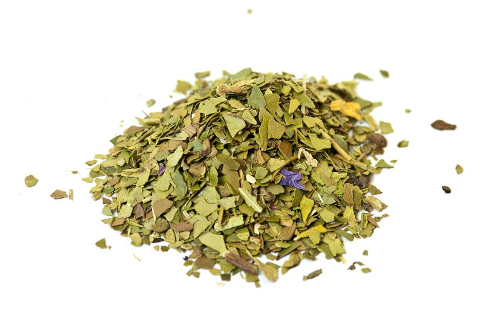 Heap Of Yerba Mate