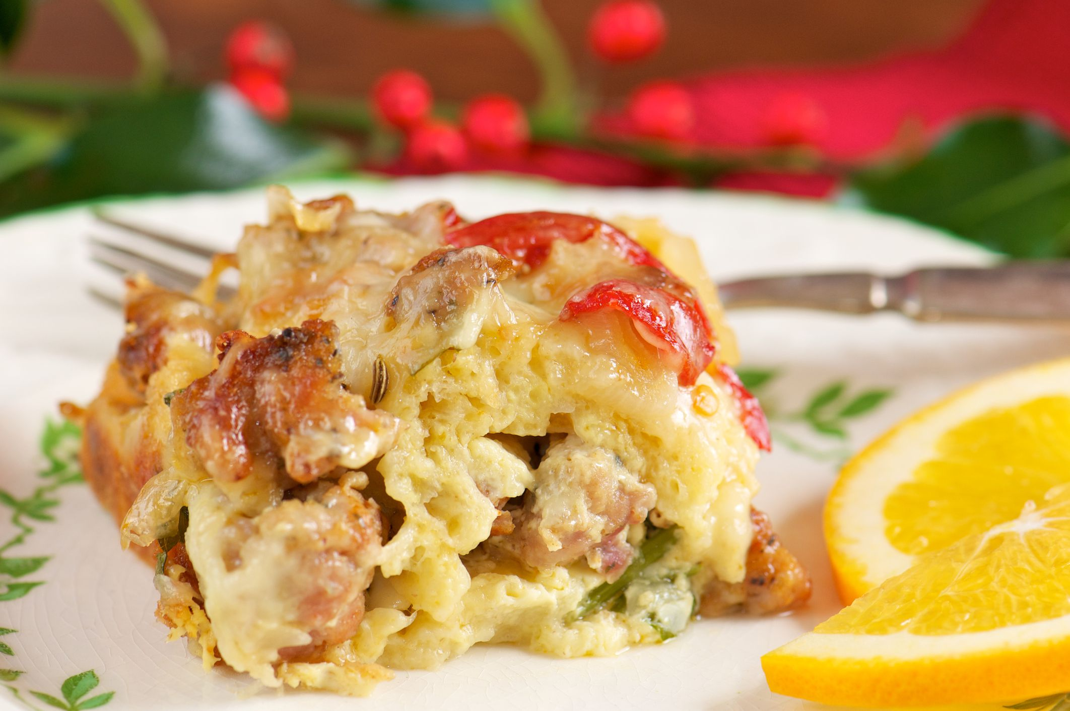 Swiss Eggs is a Delicious Casserole Recipe Perfect for Brunch
