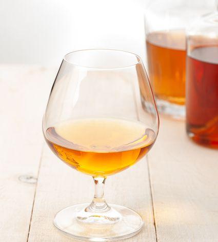Classic B&B brandy cocktail
