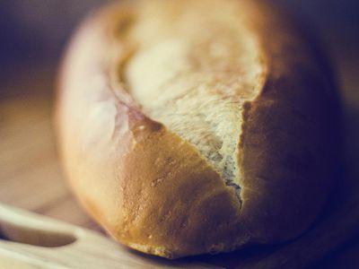 Sally Lunn (Sun and Moon) Tube Bread Recipe