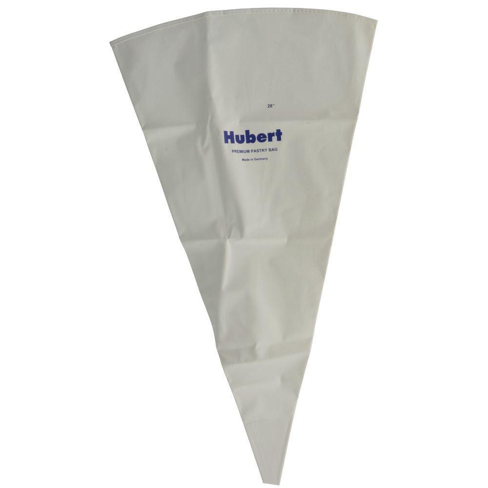 Hubert 28-Inch White Premium Cotton Pastry Bag