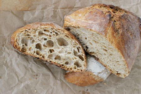 recipe: mock sourdough bread [22]