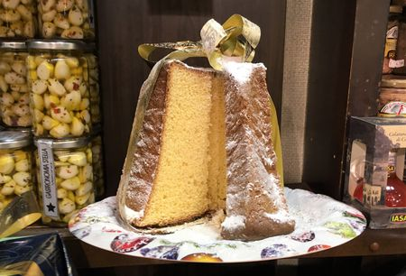 Pandoro Classic Verona Christmas Cake Recipe