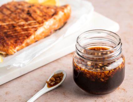 Soy Sauce and Brown Sugar Fish Marinade Recipe
