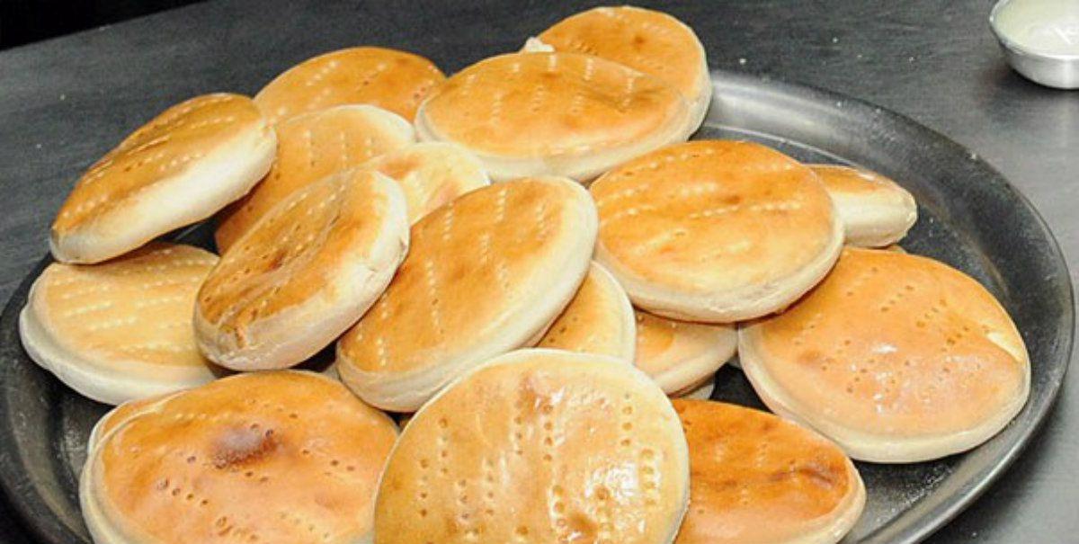 """Hallullas - Chilean """"Biscuits"""""""