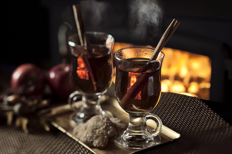 Hot Cinn Apple Toddy