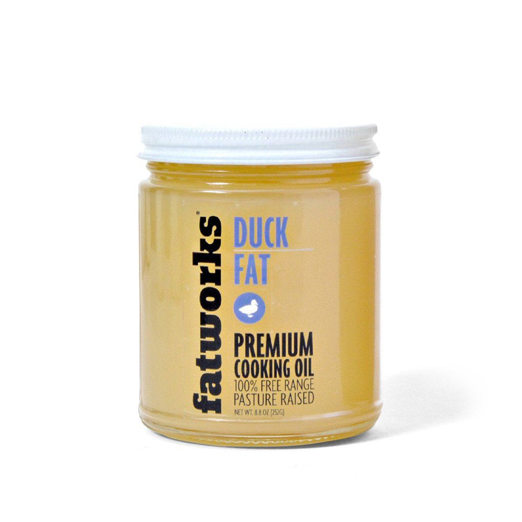 Fatworks rendered duck fat