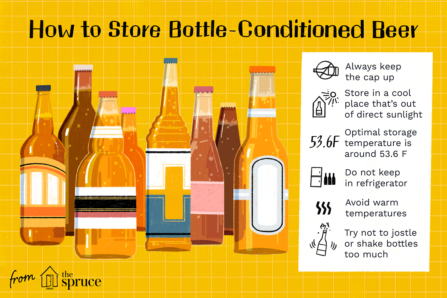 what is bottle conditioned beer