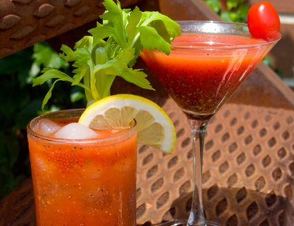 Easy Bloody Maria Tequila Cocktail Recipe