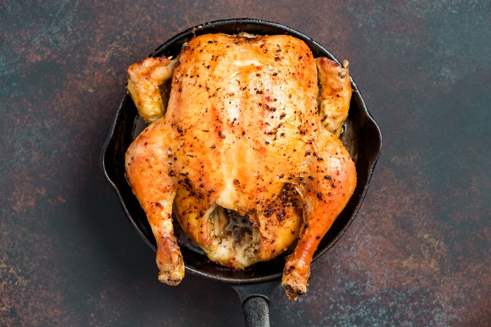 15 Roasted Chicken Recipes to Add to Your Dinner Arsenal
