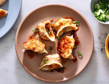 Chinese Dumplings (Jiaozi)