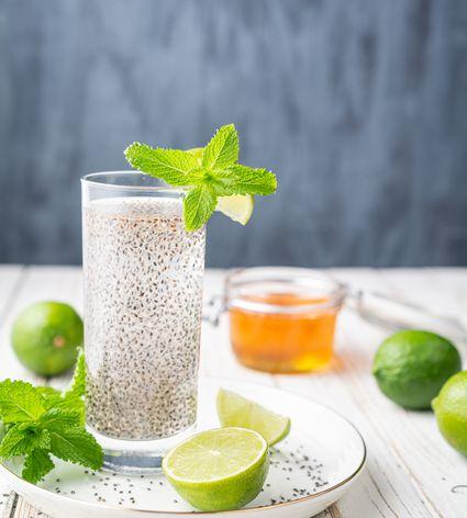 chia fresca drink