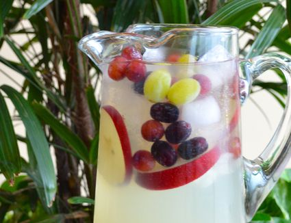 Nolet's Silver Dry Gin's Silver Sangria Punch Recipe
