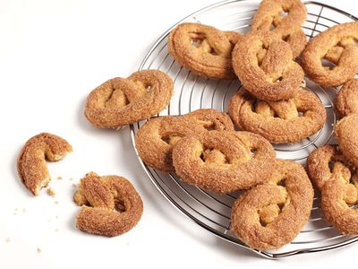 Dutch Spiced Cookies Filled With Almond Paste Recipe