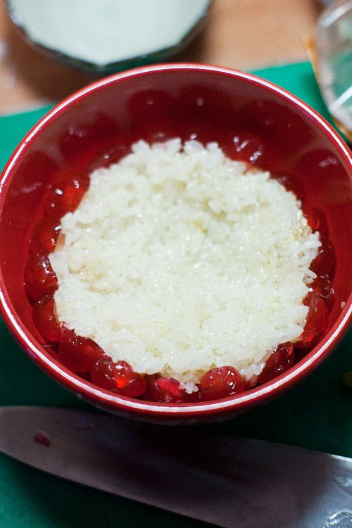 Eight treasure rice pudding step 3