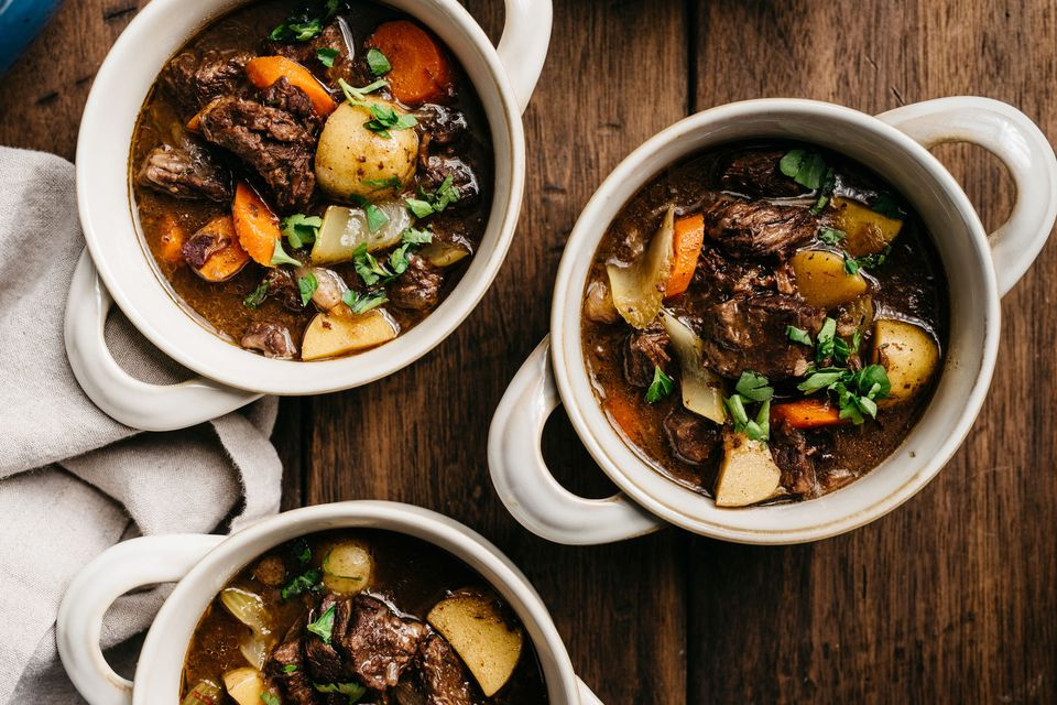 Family-style beef stew