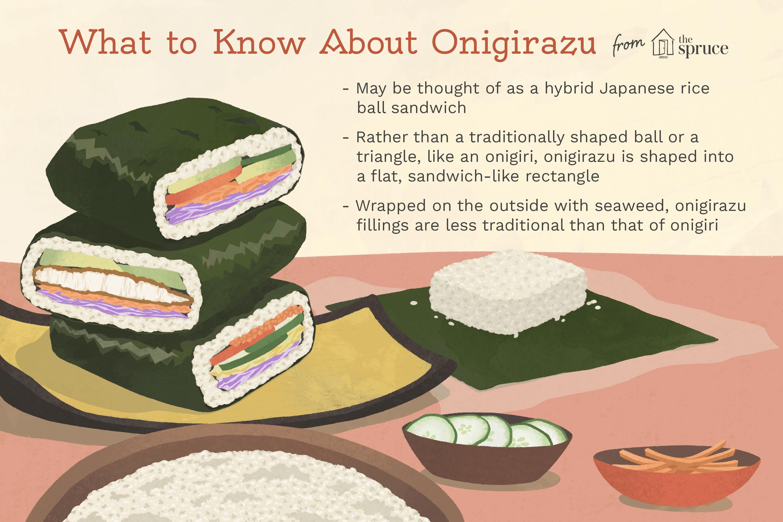 what is onigirazu