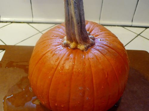 How to Cook a Pumpkin