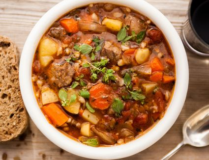 Beef Cider Stew