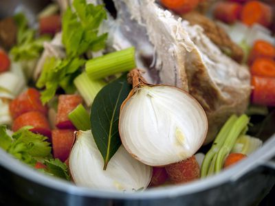 Recipe For Dark Chicken Stock