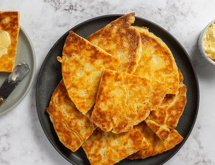 Irish Fadge Potato Cakes