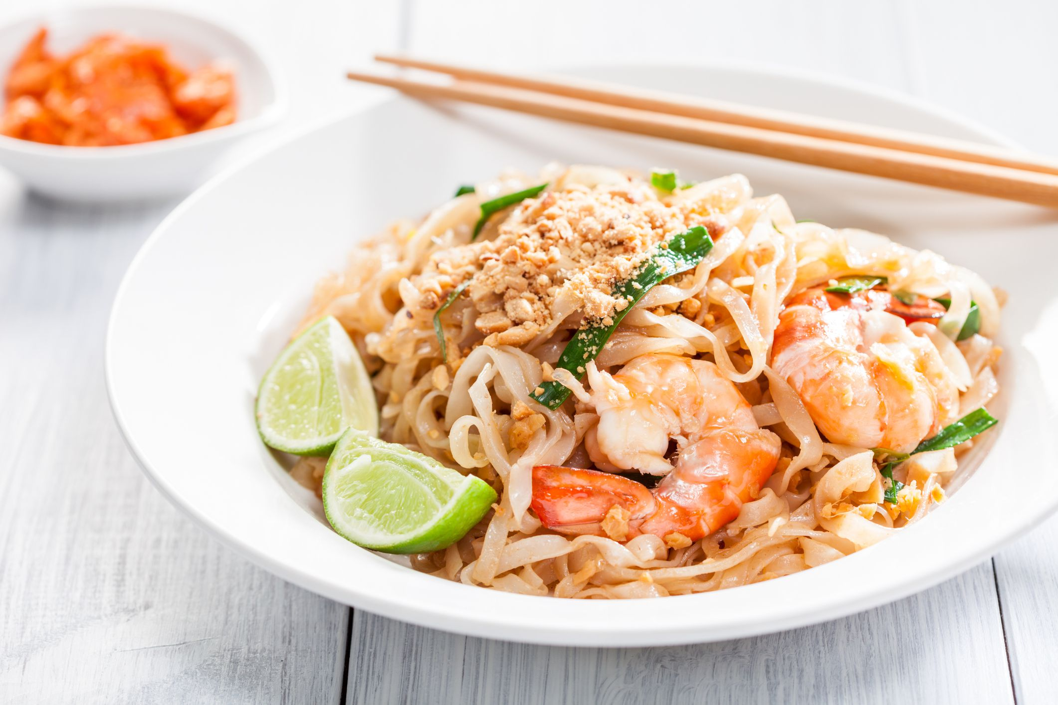 How to Make Perfect Pad Thai Noodles