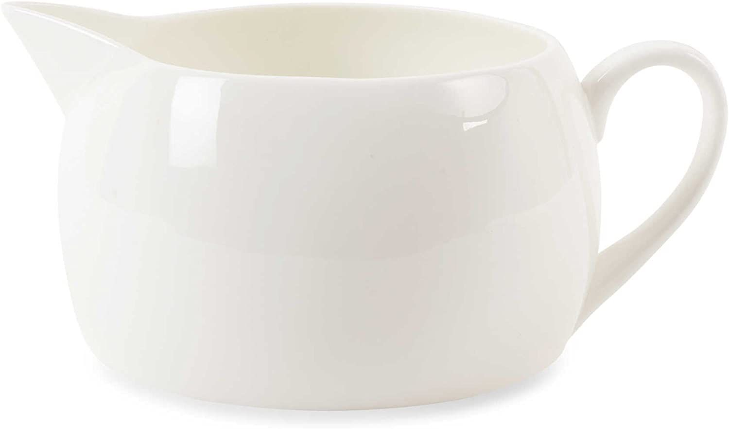 Nevaeh White by Fitz and Floyd Large Gravy Boat