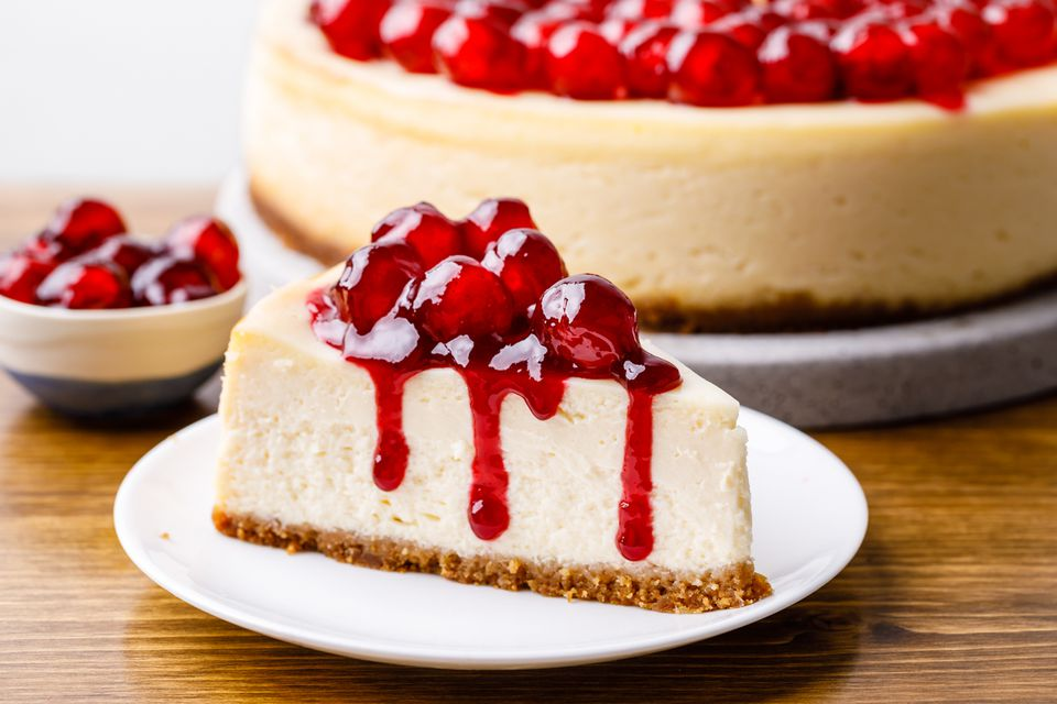 Gluten free New York Cheesecake recipe