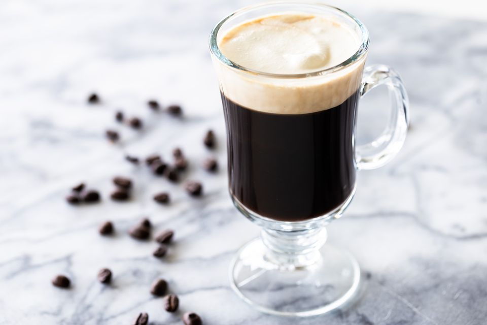 Original Irish Coffee Recipe