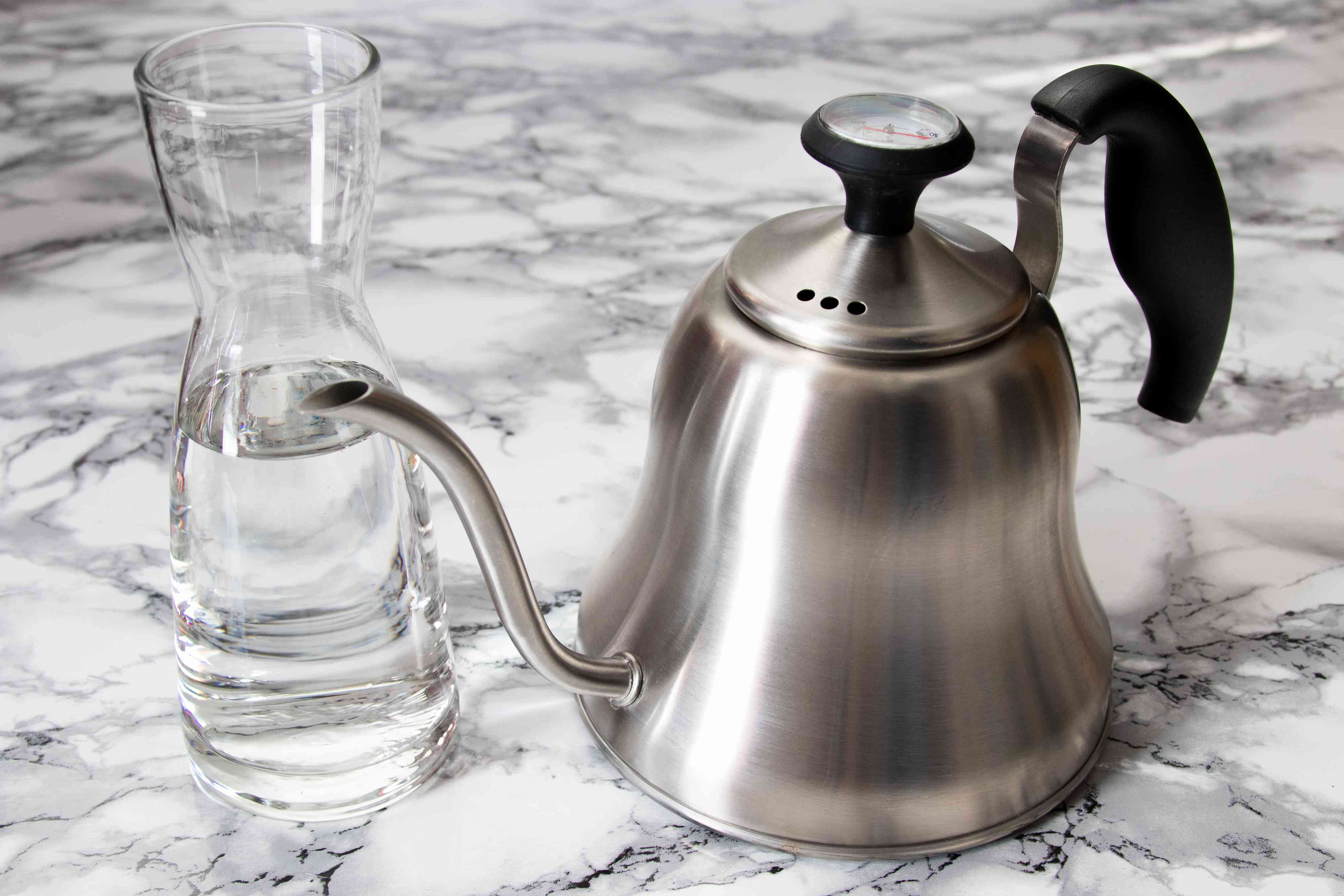 Gooseneck Kettle for Pour-Over Coffee