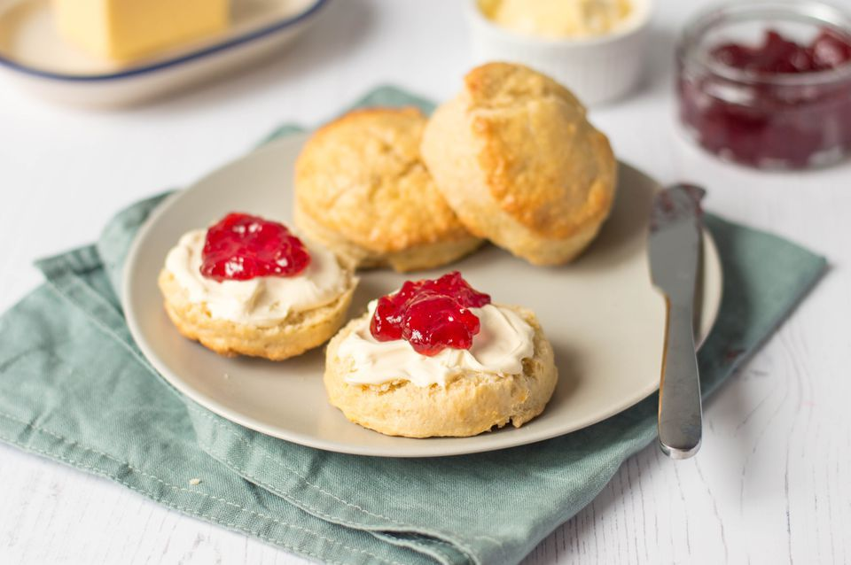 Easy British Scone Recipe
