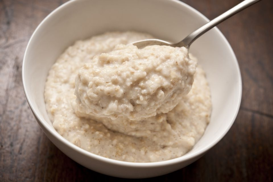 A bowl of porridge
