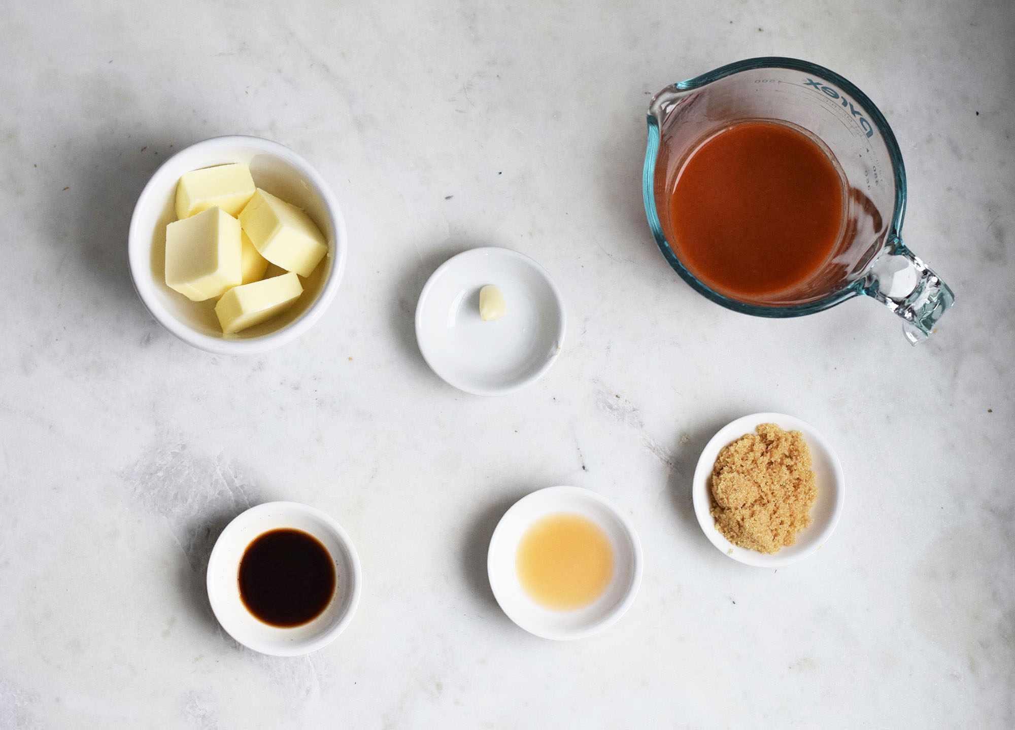 Buffalo wing sauce ingredients