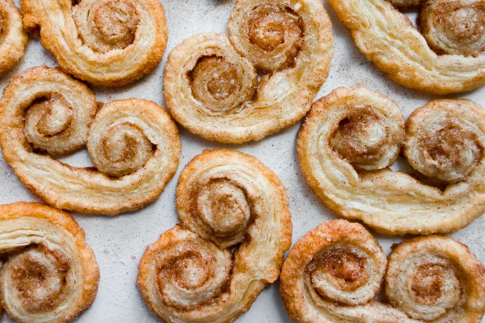 Puff Pastry Hearts
