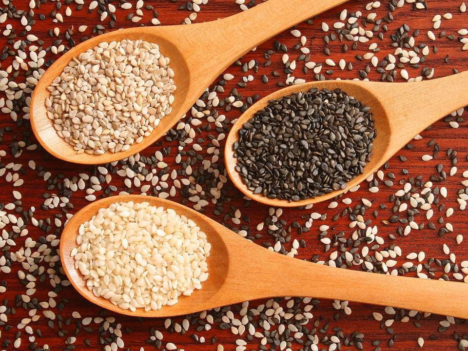 sesame seeds, recipes, receipts, toasted
